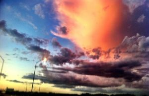 Colorful Clouds by TheGerm84
