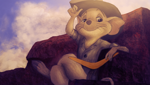 Jake - The Rescuers Down Under by SandwichDelta