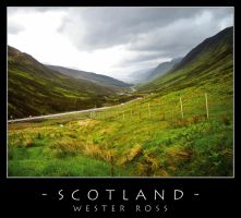 Scotland - Wester Ross 1 by dark-spider