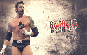 Wade Barrett by Mr-Enjoy