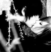 emo couple by Miricale
