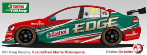 Greg Murphy 2010 Castrol Edge by AndyJDesign