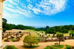 View of Osborne House Gardens by PneumaticTuna