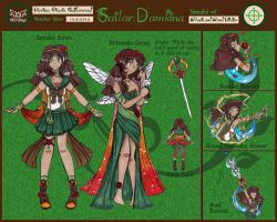 SMV - Sailor Damkina reference sheet by dedizenoflight