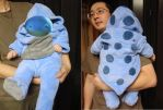 Baby quaggan costume by Koreena