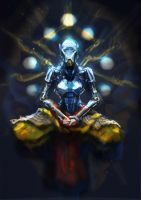 Zenyatta  by Tsabo6