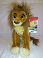 Lion King Simba waterbottle by Frieda15