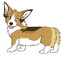 Corgi: for sale! by SweetMelony