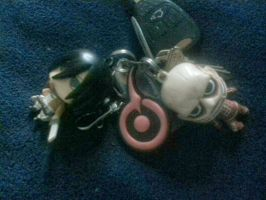 Anime carkeys  by gordon8812