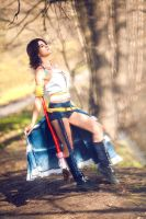 Yuna - Feels like spring by GarnetTilAlexandros
