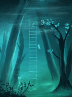 The Ladder by DeemahDesign