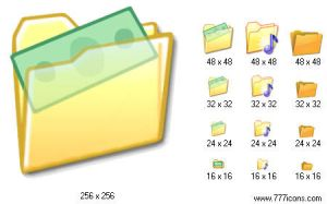 Folder Icon Set by Sasha111111