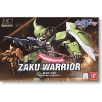 Zaku Warrior Kit by DarthDizzle