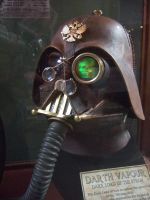 steampunk mask daft ada KEW by Sceptre63