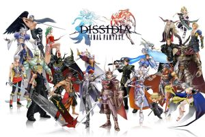 FF Dissidia AlternateWallpaper by ShinraWallpapers