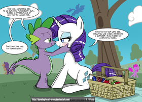 [MLP] Sparity Picnic Lubbins by Burning-Heart-Brony