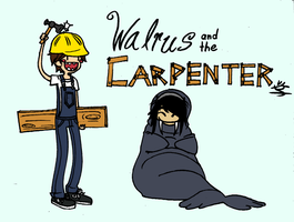The Walrus and The Carpenter by KaidaFaye