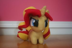 Sunset Shimmer by happybunny86