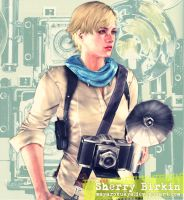 The Photographer - Sherry Birkin by mayarokuaya