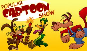 Popular Cartoon Show by jpox