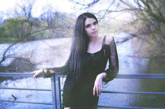 Ethereal by Mademoiselle--Black