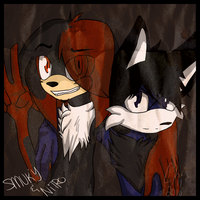AT: SMUKY and Nitro by Chico-2013