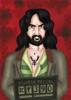 Sirius Black by comicalclare