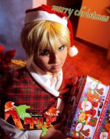 Merry Christmas APH by Dropchocolate