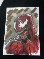 Carnage by sirandal