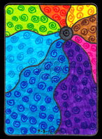 Colours ACEO 20 by Siobhan68