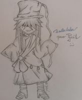 Little Undertaker for Pyrit ^^ by AbsoluteTook