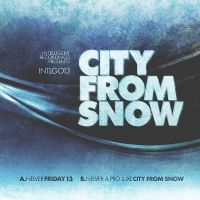 City From Snow by pixel-junglist