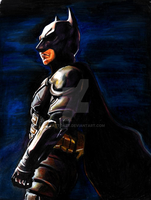 batman by EatToast