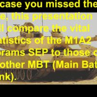 Dare to Compare --- M1A2 SEP versus Type 74! by BlacktailFA