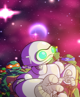 Terror In Space by PowderAkaCaseyJones