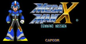 Megaman X Command Mission SNES by MegamanX-2009