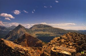 Looking Over the Unitas by mjohanson