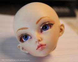 My First BJD Makeup by MySweetQueen-Dolls