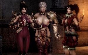 Meanwhile In Soul Calibur by Rastifan
