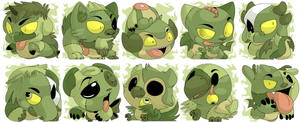PetRPG Zombie Pets by Z0MB13S
