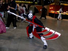 Cartoomics - Hidan by altovolume