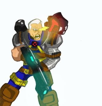 Cable by Glax101