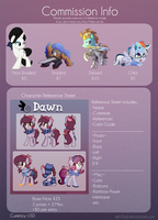 Commission Info (CLOSED) by Left2Fail