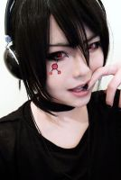 Kagerou Project Kuroha or Black Konoha by Asuka10