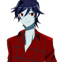 Marshall Lee [animated emofuri] by AnimeandCartoonFan