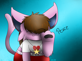 RQ ~Peace To the world~ by PokeAnimalsLover