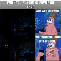 When the power goes out by onyxcarmine