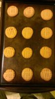Peanut butter cookies by FreakieGeekie
