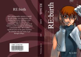 Re:Birth:Book Cover by ahnline