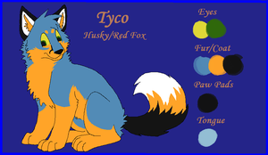 Pup 2: Tyco by Toby-Wolfkat